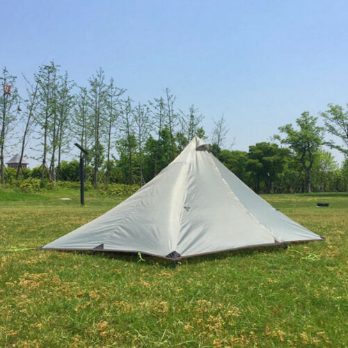 Camping tent trekking tent lightweight folding tent throwing tent with mosquito
