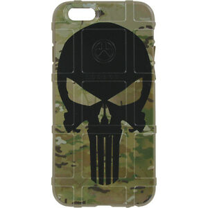 the latest 64862 672ca Details about Magpul Field Case for the iPhone 6,6s,7,7+,8,8+.  Multicam/Scorpion Blk Punisher