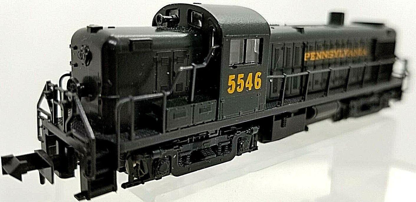 ahorre 60% de descuento N N N ATLAS 4201 ALCO RS-3 Pennsylvania RR Locomotive  5546 (Tested)  Con 100% de calidad y servicio de% 100.