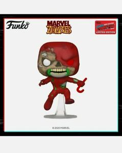 Funko Pop Vinyl Zombie Daredevil #666 Marvel NYCC 2020 Shared Sticker PRE ORDER
