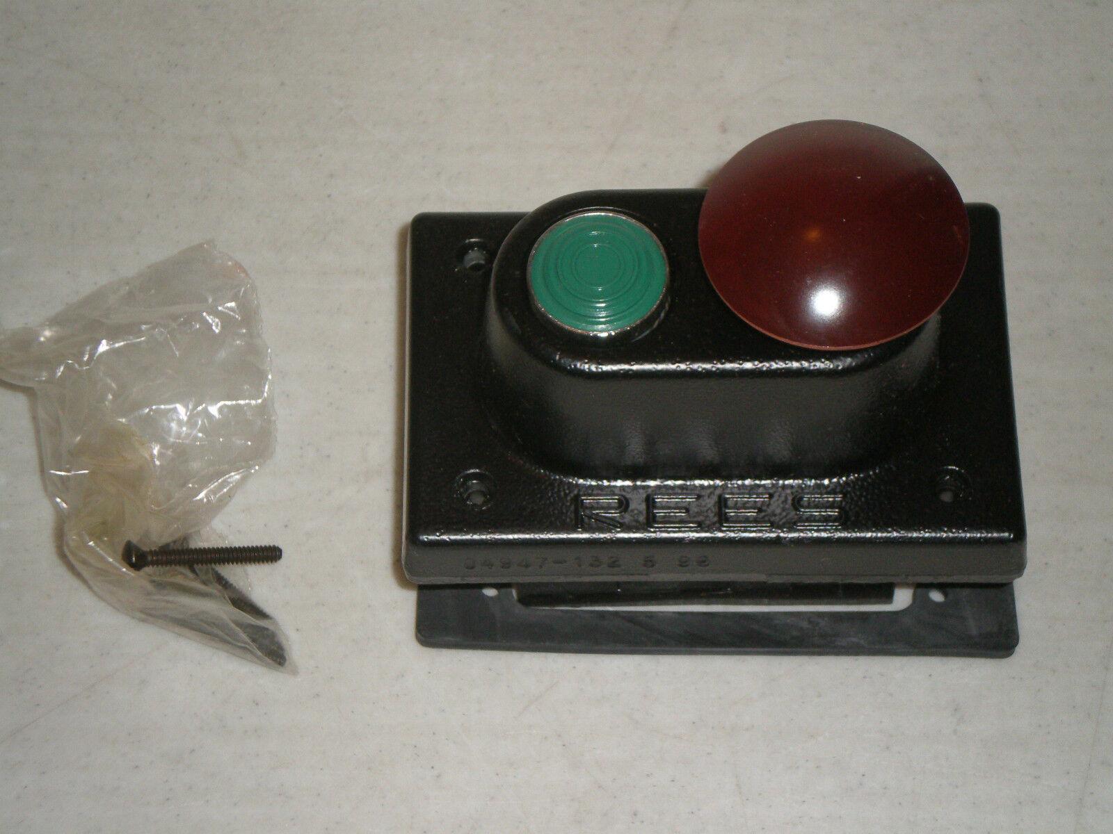 Nuevo Rees 04947-132 verde Inserto   Seta Roja Desatascador Telefonista