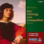 1 von 1 - Der Chirurg von Campodios, 17 Audio-CDs von Wolf Serno (5290)