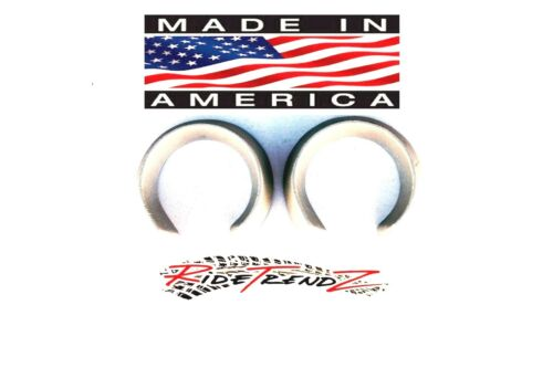 """CHEVY CORVETTE 63-82 LIFT KIT FRONT 2/""""  LIFT COIL SPRING SPACERS A217 SP"""