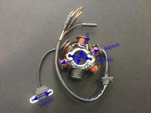6-Coil-Pole-Magneto-Flywheel-Stator-110cc-125cc-PIT-Quad-Dirt-Bike-ATV-Buggy