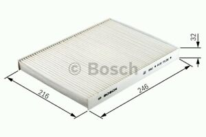 1987432357-BOSCH-ACTIVE-CARBON-CABIN-FILTER-R2357-POLLEN-FILTERS-NEW-IN-BOX
