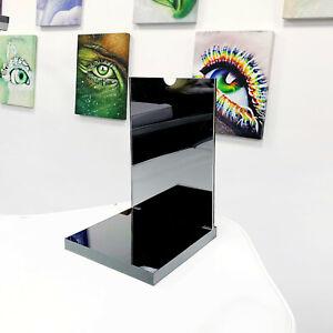 Lashart Nero Acrilico unità di visualizzazione per le extension alle ciglia prodotti Aftercare
