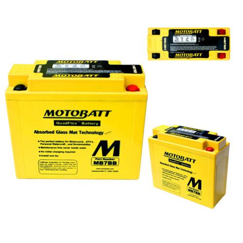 Honda CRF 50  2016 MB7BB MotoBatt Premium Powersports Battery