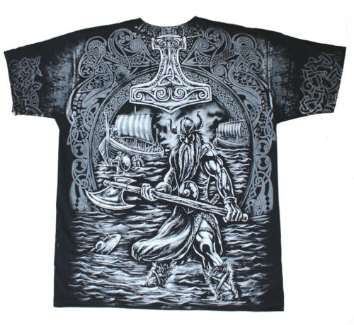 VIKING AGES T-Shirt Wrap