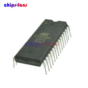 5PCS-EEPROM-IC-ATMEL-DIP-28-AT28C256-15PU
