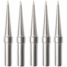 5x Et Replacement Soldering Tips For Weller Wesd51 Wes51 We1010na Pes50 Pes51