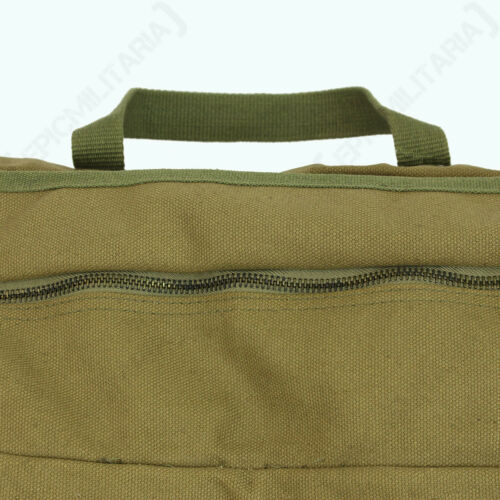 Gym Bag Holdall Pack American Military Duffel New Large Khaki US Army Tool Bag