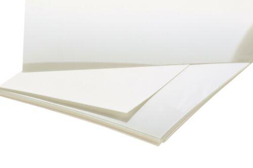 1000mmx300mmx0,30mm Polyesterfolie-Mylar® Schablonenfolie Isolierstoff-Trafo,.