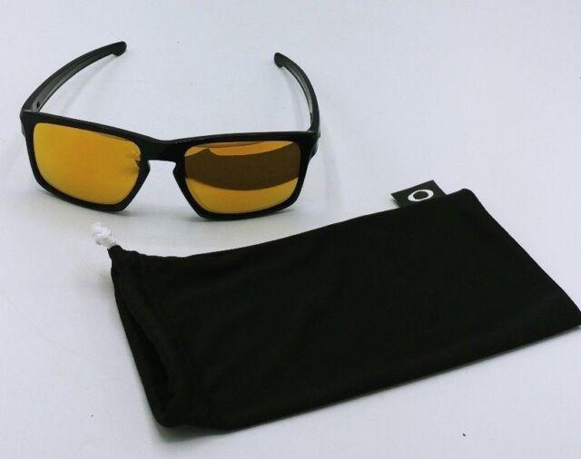 a39707e21ab Oakley Sunglasses Sliver Polished Black 24k Gold Iridium Oo9262-05 ...