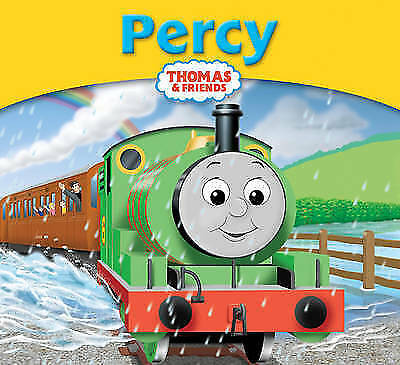 Percy (Thomas Story Library) by VARIOUS, Good Used Book (Paperback) FREE & FAST