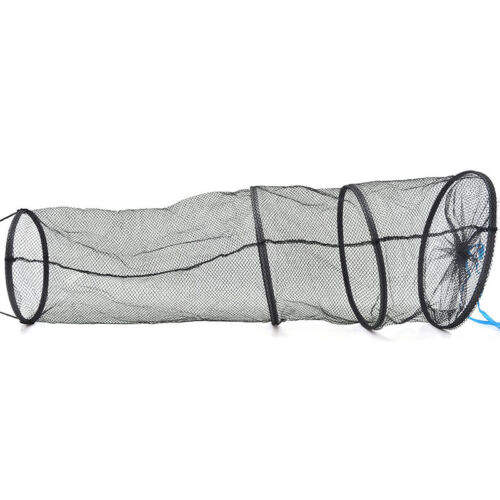 4Layers Collapsible Fishing Basket Dip Net Fishing Cage Fishing Accessories/'Tool