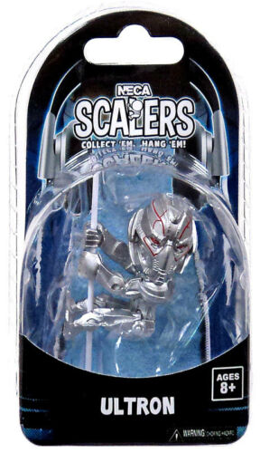 Marvel Avengers Age of Ultron NECA Scalers Ultron Vinyl Figure NEW