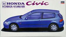 Hasegawa CD10 Honda Civic VTi/ETi 1.5 VTEC 1/24 scale kit