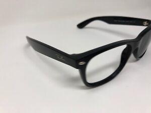 RAY-BAN-NEW-WAYFARER-RB2132-Sunglasses-Frame-55-18mm-901-58-Black-Polish-GR41