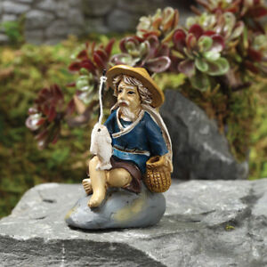 Miniature Dollhouse Fairy Garden Fishing Tackle Box Buy 3 Save $5