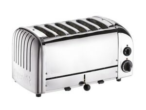 Dualit-60144-Classic-Vario-Slot-Toaster-6-Slice-Polished-Chrome-Stainless-Steel