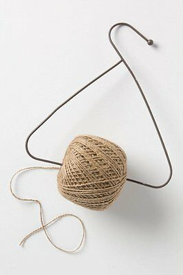 New Anthropologie GARDEN TWINE HANGER ~ Great Gift Idea for Any Gardener!