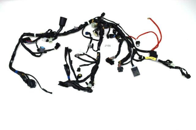 yamaha yzf r6 rj27 engine wiring harness cable bn6
