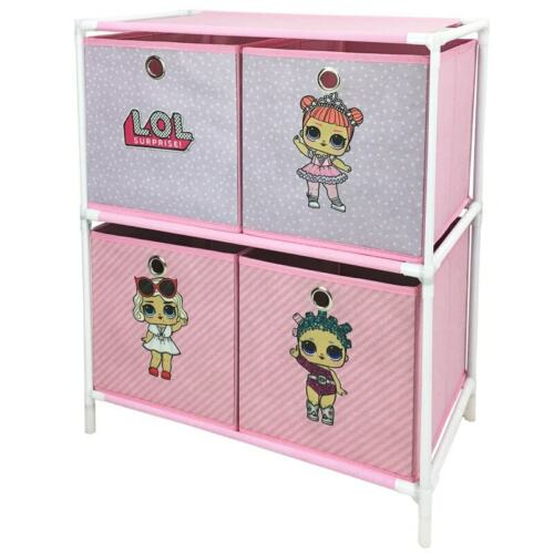 New Fabulous L.O.L Surprise Drawers Add Some Fun to your Little One/'s Room