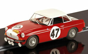 Capable Mgb 50th Anniversary Limited Edition Superslot Ref. 3270a Soulager La Chaleur Et Le Soleil