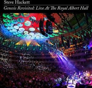 Steve-Hackett-Genesis-Revisited-Live-At-The-Royal-Albert-Hall-NEW-2CD-DVD