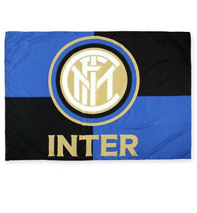 1 bandiera ufficiale inter 100x140 cm CAMPIONI D'Italia 2021 lukaku Bandierone