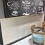 Neu 10 tlg 3D Tapete Wandpaneele Selbstklebend Ziegel Wasserfest Wandaufkleber