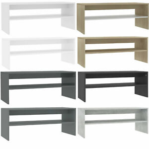 Modern-Coffee-Table-With-Storage-Shelf-Living-Room-Furniture-Chipboard-9-Colour
