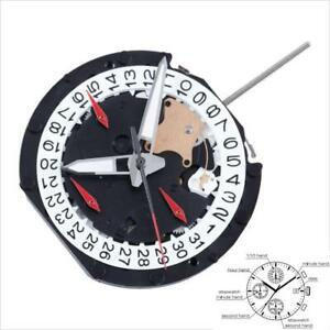 NEW-SUNON-China-PE903-PE90-Chronograph-Watch-Quartz-Movement-12-3-4-Ligne-Parts
