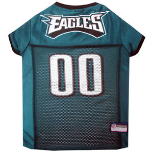 Philadelphia-Eagles-NFL-Officially-Licensed-Pets-First-Dog-Pet-Jersey-XS-2XL-NWT