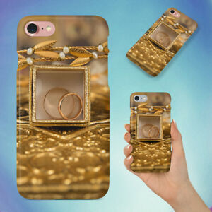 GOLD-PLATED-ACCESSORIES-HARD-BACK-CASE-FOR-APPLE-IPHONE-PHONE