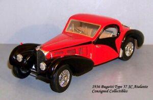 Franklin-Nuovo-di-zecca-1936-Bugatti-1-24-XC