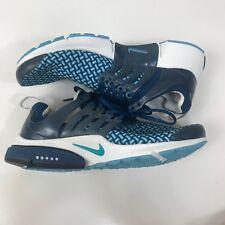 brand new 5a7c7 23a1e item 7 VTG OG Nike Air Presto White Blue Running Shoes 2002 sz M -VTG OG Nike  Air Presto White Blue Running Shoes 2002 sz M