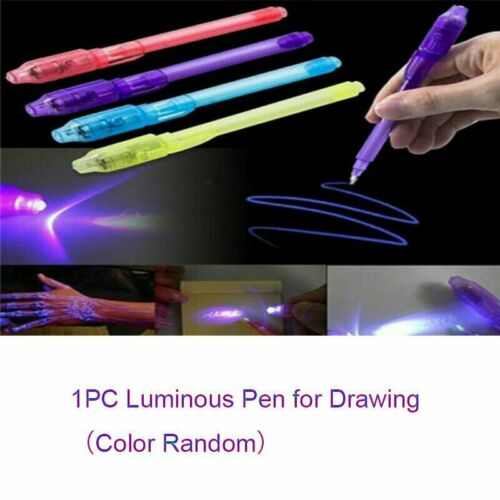 Light up Drawing Fun Developing Toy Draw Sketchpad Board Portable For Kids Babys
