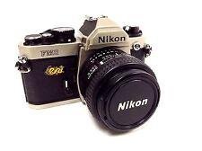 Nikon FM2 35mm Film Camera Year of the Dragon Millennium Edition Nikkor 28mm