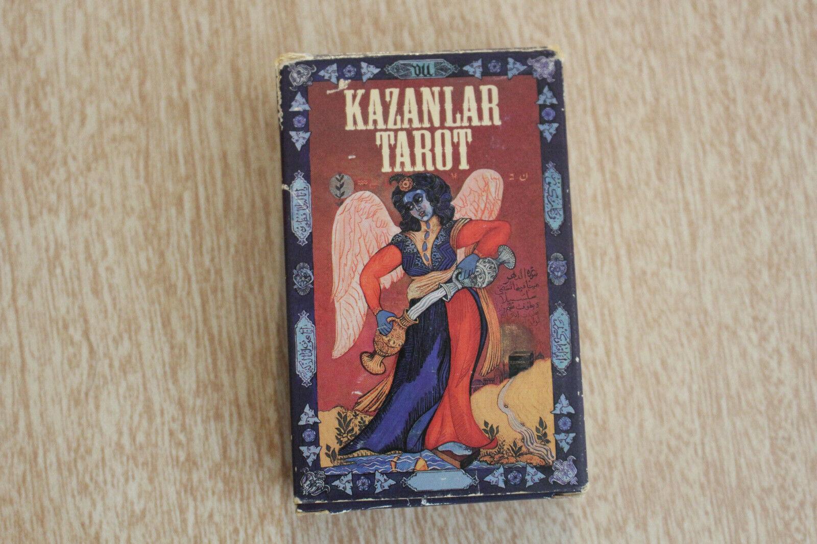 Kazanlar Tarosso - Rare and Out of Print