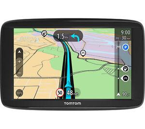 """TOMTOM Start 62 6"""" Sat Nav with UK, ROI & Full Europe Maps"""