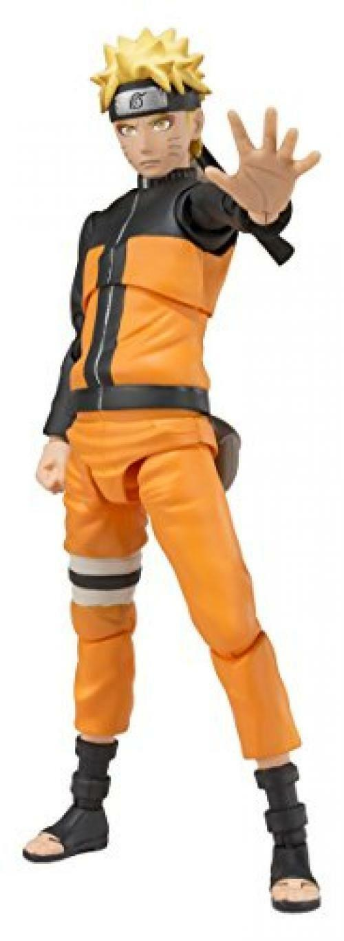 NEW SH Figuarts Uzumaki Naruto Sage Mode Naruto Shippuden Action Figure /B1 F/S