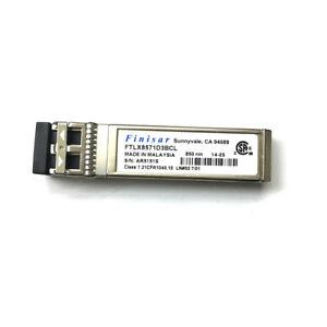 Finisar-FTLX8571D3BCL-SFP-SR-SW-10Gb-s-850nm-Multimode-SFP-Transceiver-Grade-A