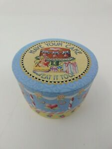 Mary-Engelbreit-034-Have-your-cake-Eat-it-too-034-trinket-box-sealed-verbena-soap