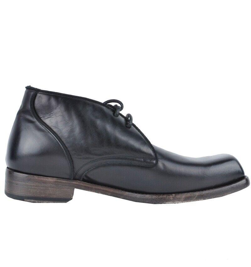 Dolce & gabbana runway boots black shoes boots black 02902