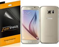 Supershieldz-samsung Galaxy S6 (front + Back) Anti-glare Matte Screen Protector