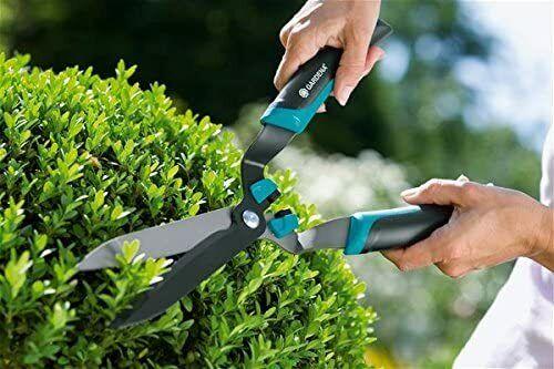 P Gardena Comfort Aktion ergonomische Hecken-//Buchsschere /& Gartenschere B//S XL