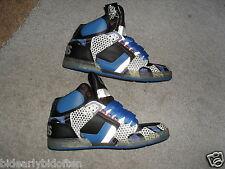 Osiris NYC 83 sz 13 Skate Shoes DC Sb Bronx Skateboard justin bieber hi tops