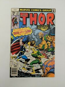 The-Mighty-Thor-275-Sept-1978-1st-App-Sigyn-Vintage-Bronze-Age-Marvel-Comics