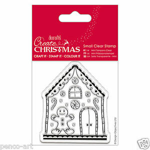 Image Is Loading Docrafts Papermania Create Christmas Ginger Bread House Man